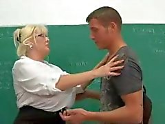 professor grandes mamas hardfucked