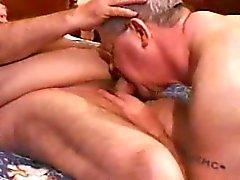 Älteren Homosexuell Chub Paare
