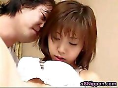 Wild babe Mai gets pounded like crazy part2