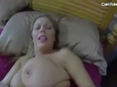 Waking my mother with a dick in her ass