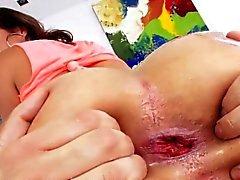 College Backdoor Compilation Kelsi Monroe, Casey Calvert, Jo