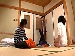 japanese Step Mom with No Panty 2
