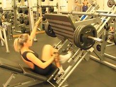 oui!!! conditionnement physique ASS chaud Cameltoe chaud 72