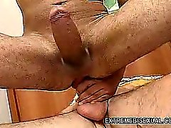 Cock Slurping Latina MMF