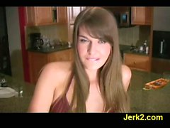 FetishNetwork Adrienne Changes Pantyhose