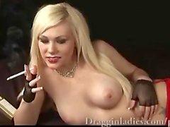 Smoking Fetish Dragginladies - Compilation 19 - HD 480