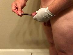 Meu marido estica sua uretra