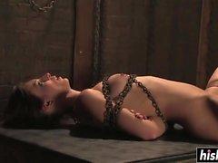 Hot sluts love hardcore BDSM pleasures