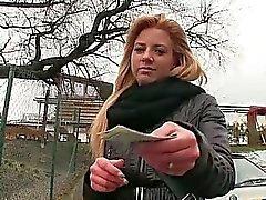 Europäische Luder Cherie Mund Sperma -Leistungs-Verhältnis