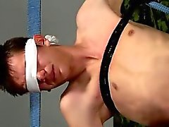 European gay boy porn young voyeur masturbating Blindfolded