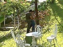 Мышечная Мускулистый Gay Проникает через Его задница