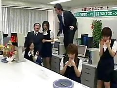 WTF Japanese Porn at the Office!