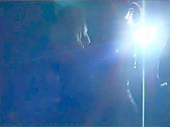 Wendy ja Lis nussiivessassa yökerho