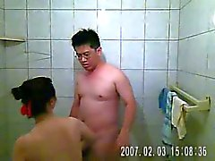 videotaping my wife and I have sex in the bathroom