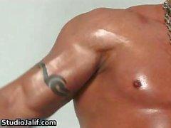 Mit Muskeln Homosexuell großes Stück Rob Diesel ruck INHABER Teil2