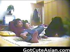 Chinees paar spy webcam asian amateur part5