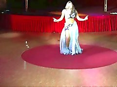 Alla Kushnir sexy Belly Dance part 113