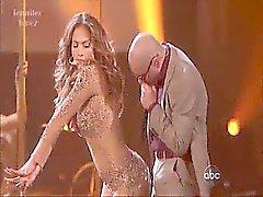 Jennifer Lopez really killed it on stage during last