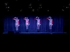 Watch Crazy Horse Paris with Dita Von Teese Part 001