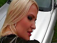 Andrea Parker anal dp
