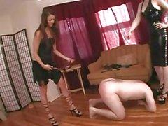 Serve Two Hot Mistresses