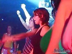 Echt Partei auf Nachtclub