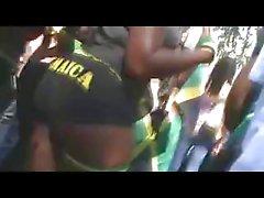 du funk la Jamaïque