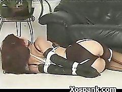 Kränkande Spanking otäckt whoren In Fetisch Extreme