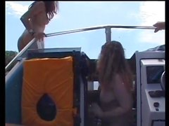 Public Sex on a Boat