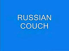 Russian Teens Fucking On Couch