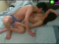 Asian Dorm Room in webcam