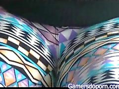 Gamersdoporn ProductionsVedi : 1 ° volta di Nikki in articolo Amanti giochi Bus 1