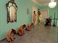 Inspektion av slavar