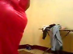 Dansen dan Blaas haar Bf uit Egypte