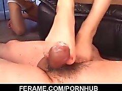 le scene hard dominazine femminile lungo la superbo Yui Komine