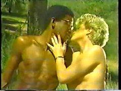Andrea Brittian & Darryl Edwards (Outdoor Interracial Sex!)