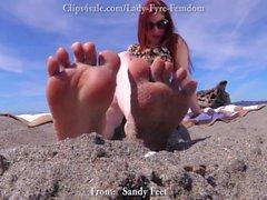 FOOT FETISH by Lady Fyre