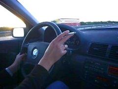 Janin - Smoking While Driving 1
