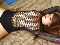 Pocahontas Jones Spread Tied and Tickled