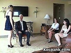 Suuret Sexy Makeat Spanking Teinit Masochiatic seksivideoita