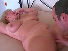 Slavic short hair Mature BBW