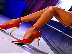 Slideshow benen en panty