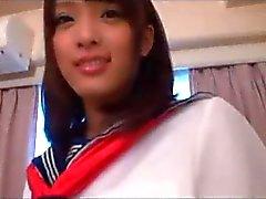 Japan 50801 başlayan liseli kız