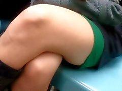 Turkish Nice Legs - Subway