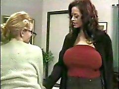 Donita Dunes & Sana Fey FFM