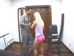 Brezilyalı genç anal