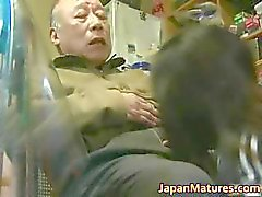Japanse MILF geniet van hete sex part6