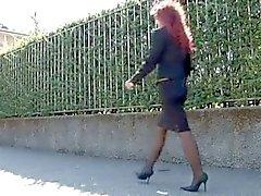 Italienische Älteres Barbara Gandalfs