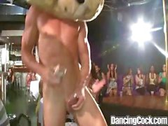 Dancingcock Busty Moms Party