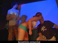 Babe having fun in this amateur footage